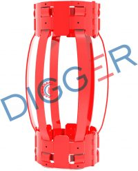 Hinged Non Welded Bow Spring Centralizers